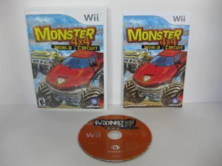 Monster 4x4 World Circuit - Wii Game
